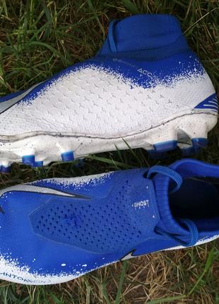 Бутсы Nike Phantom VSN с носком