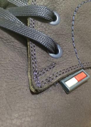 Зимние мужские ботинки (КОЖА)