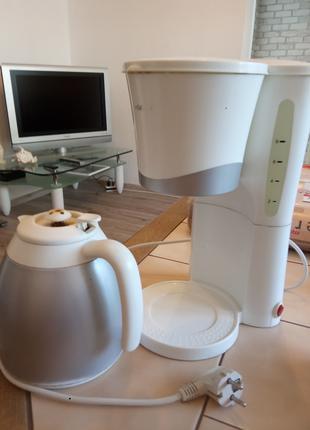 Кофеварка капельна GLАTRONIK на фільтр