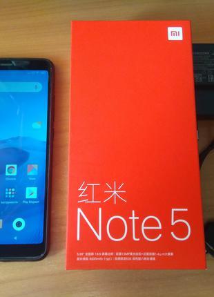 Xiaomi Redmi Note 5 3x32