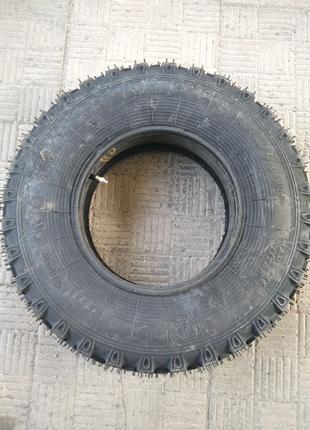 Шина скат колесо з камерою 5.00-10