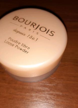 Пудра для лица Bourjois depois