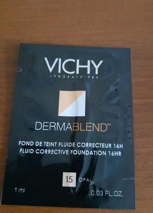 Тональный крем vichy dermabland