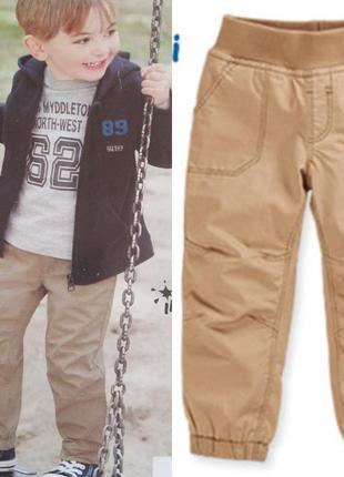 Утепленные штаны джоггеры брюки на подкладке  impidimpi герман...