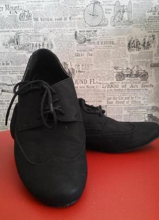 Легкие кожаные туфли madonna apps