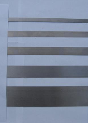 Пружинная лента 65Г, У8А, 60C2А, каленая, высоконагартованная.
