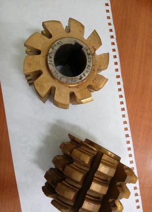Фреза червячная для шлицевых валов 8х36х38 Тип-1