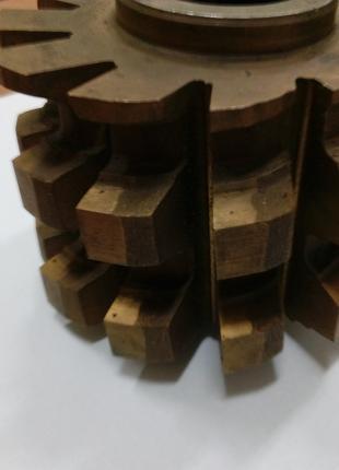 Фреза червячная для шлицевых валов 10х92х102 Тип-1