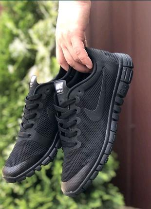 Акция! Мужские Nike Free Run 3.0 кроссовки найк  для бега