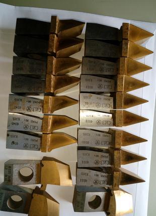 Резцы зуборезныек метрическим головкам D315 №0 S-1,2
