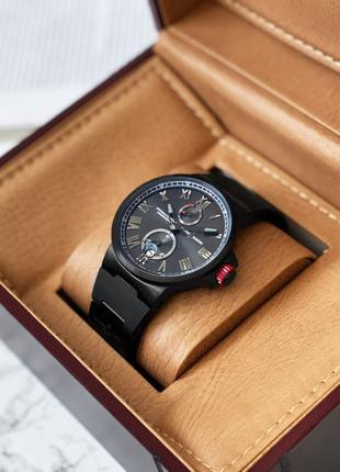 Наручные часы Ulysse Nardin Automatic All Black
