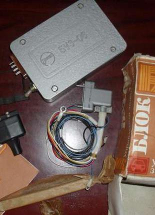Функционирующий Блок управления зажигания БУЗ-06