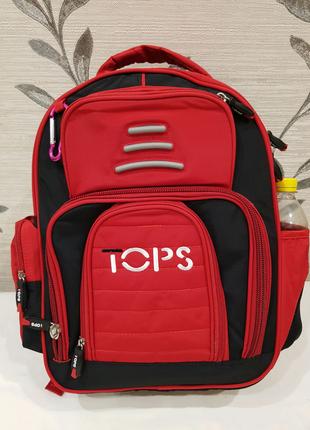 Рюкзак Tops L 47 для мальчиков пр-во турция с ключницей