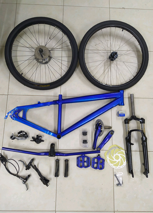 Технічне Обслуговування велосипедів
