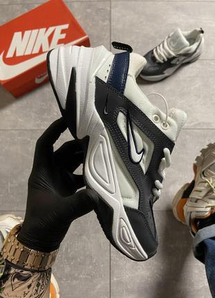 Кроссовки Nike M2K Tekno Dark Gray Aura.