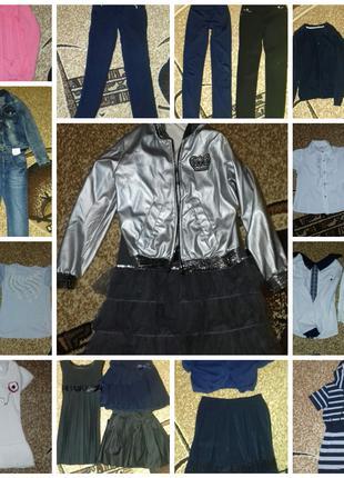 Одежда для девочки от 7 до 11 лет