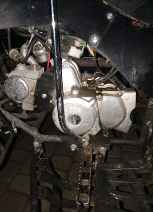 Квадроцикл АТV125cc