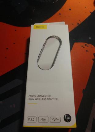 Беспроводной адаптер для наушников Baseus BA02 Wireless adapter