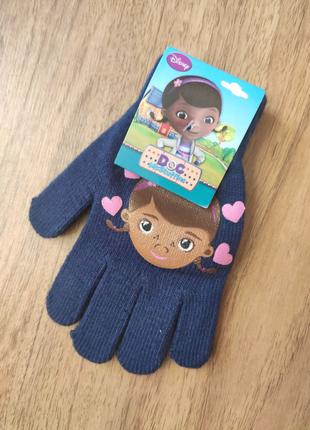 Детские перчатки доктор Плюшева