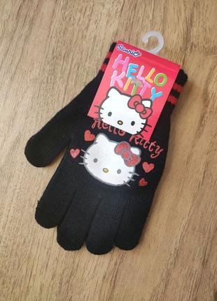 Детские перчатки Хелоу Кити