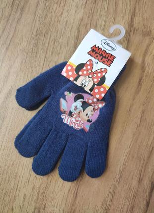 Детские перчатки Мини Маус