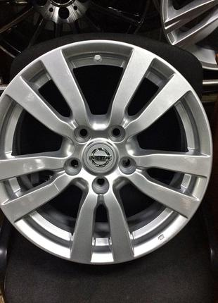 Диски Литые R16 5x114.3 Opel Vivaro, Renault Trafic, Renault Dust