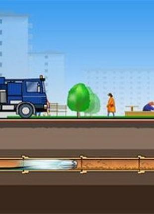 Прочистка каналізаційних труб сучасними методами, відеоінспекція