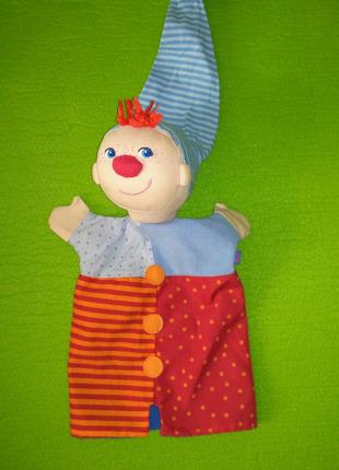 Кукла на руку HABA