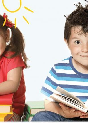 """Підготовка до школи дітей від 5-ти років """"Маленький ерудит"""""""