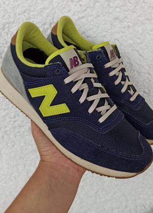 Кроссовки new balance 37 р 24 см 37.5 кросівки