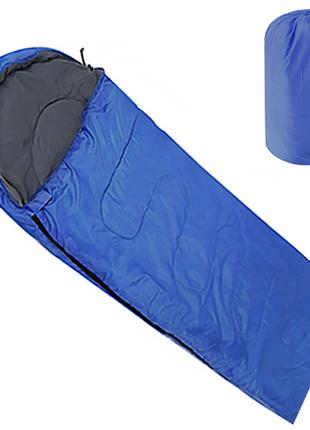 Спальный мешок STENSON 190 х 75 см (Оранжевый)