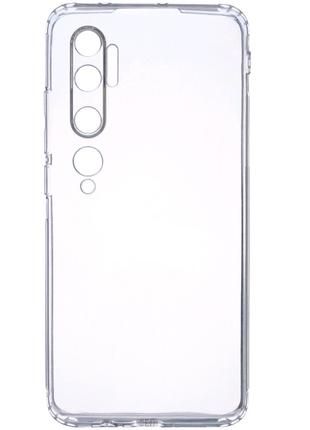 Чехол силиконовый для Xiaomi Mi Note 10 Lite
