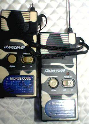 Рация-игрушка Transceiver(4,5V)