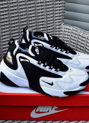 Nike Zoom 2K Black\White'