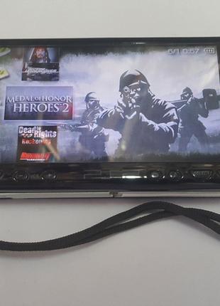 Sony Psp 2000 прошитая 32Gb