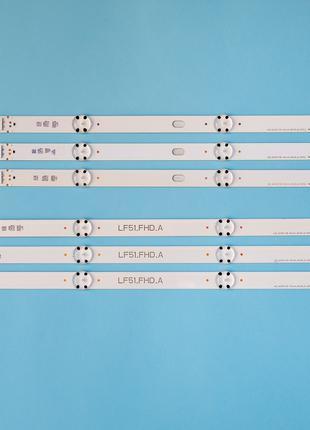 Led подсветка LF51_FHD_A (LGE_WICOP_FHD 43inch) LG 43LF510V