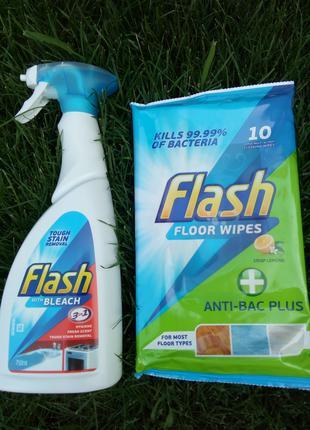 Набор Flash антибактериальный