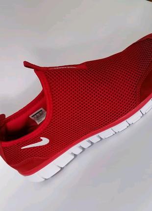 Кроссовки летние Nike Free