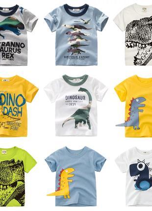 Детская футболка, 4-7 года, новая