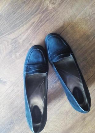 Стильные удобные туфли