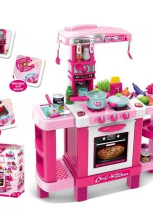 Детская игровая Кухня 008-938,на батарейке