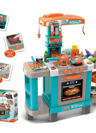 Детская игровая Кухня 008-938A ,на батарейке