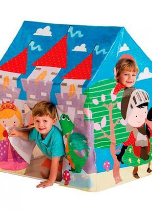 Детская игровая палатака домик 45642