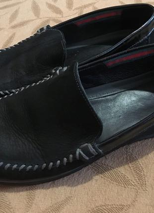 Туфли мужские натуральная кожа размер 39