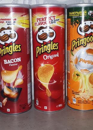Чипсы Pringles (Принглс)