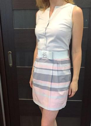 Модное платье летнее