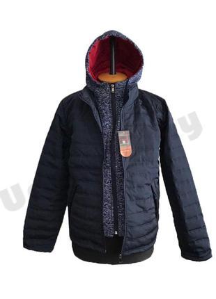 Куртка мужская весенняя (осенняя),мужская ветровка на холофайб...