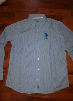 Рубашка us polo assn 11-12