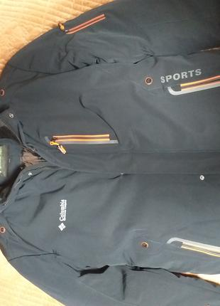 Мужская куртка каламбия