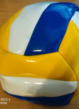Мяч Волейбольный футбольный надувной